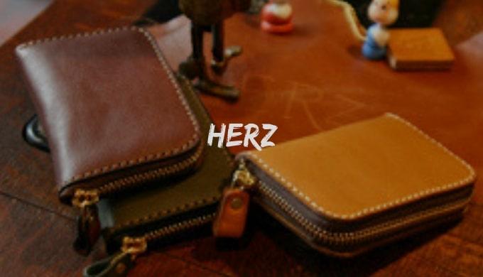 the latest f55f6 d1d0e レビュー】HERZの革財布を使い始めて10年が経過しました(KK-59 ...