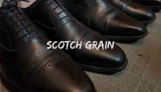 スコッチグレインはコスパ最高!万人におすすめ出来る革靴です【レビュー】