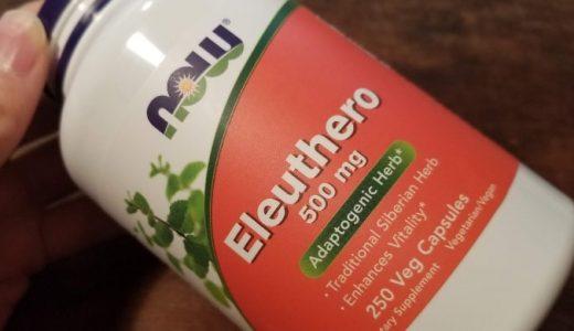 エゾウコギというアダプトゲンを飲んでみた。抗疲労作用・抗ストレス作用アリ?【レビュー・ブログ】