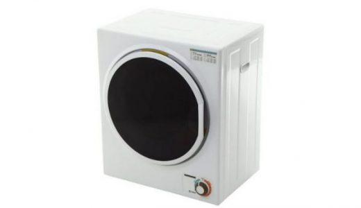 ドラム式ではなく小型衣類電気乾燥機にも大きなメリットあり!【SR-ASD025W】【SunRuck/アルミス/レビュー】
